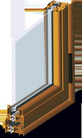 Profili in Alluminio per Serramenti
